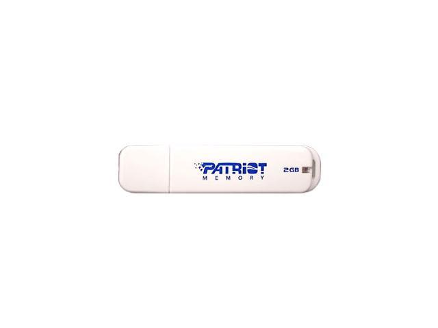 Patriot X-Porter 2GB Flash Drive (USB2.0 Portable) Model PSF2GUSB
