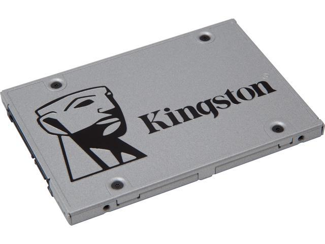 "Kingston SSDNow UV400 2.5"" 480GB SATA III TLC Internal Solid State Drive (SSD) SUV400S37/480G"