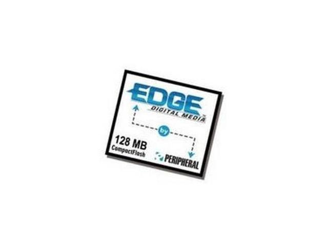 EDGE Tech 128MB Compact Flash (CF) Flash Card Model EDGDM-179465-PE