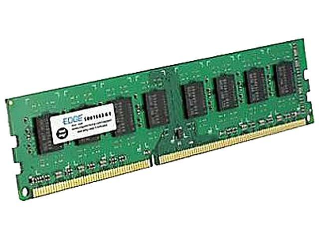 EDGE Tech 4GB 240-Pin DDR3 SDRAM DDR3 1600 (PC3 12800) Desktop Memory Model B4U36AA-PE