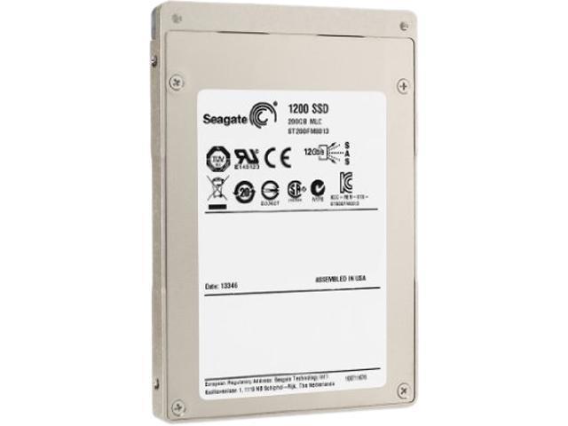 "Seagate 1200 SSD 2.5"" SAS 12Gb/s MLC ST800FM0043"