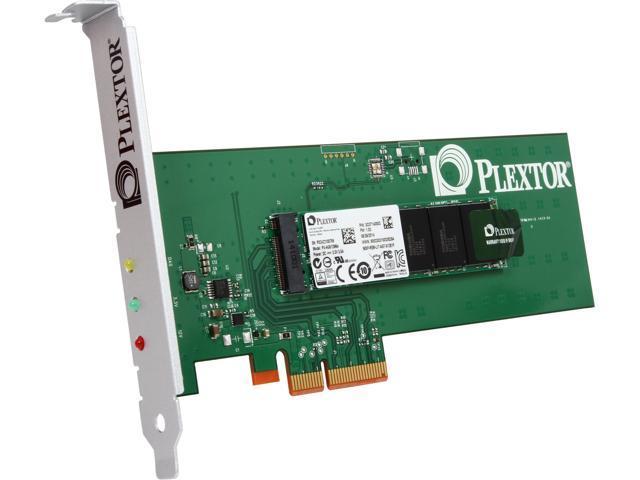 Plextor M6e PCI-E 512GB PCI-Express 2.0 x2 Internal Solid State Drive (SSD) PX-AG512M6e - OEM