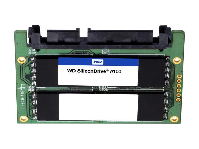 Western Digital SiliconDrive A100 16GB MO-297 SATA II SLC Industrial Solid State Drive SSD-S0016SC-7100
