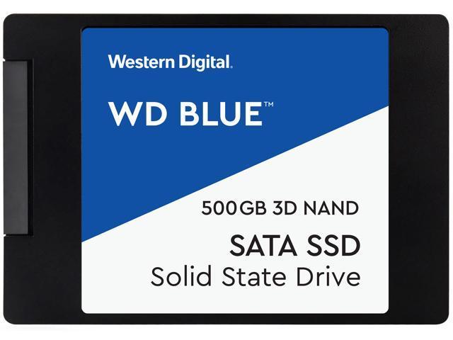 2.5 Inch Internal SSDs