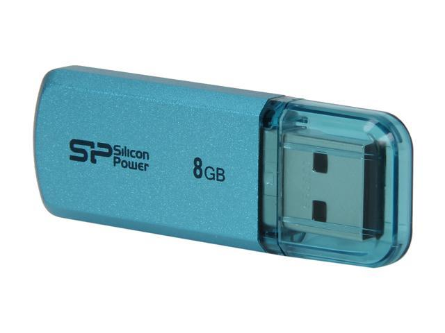 Silicon Power 8GB USB 2.0 Flash Drive