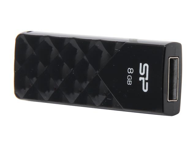 Silicon Power Ultima U03 8GB USB 2.0 Flash Drive