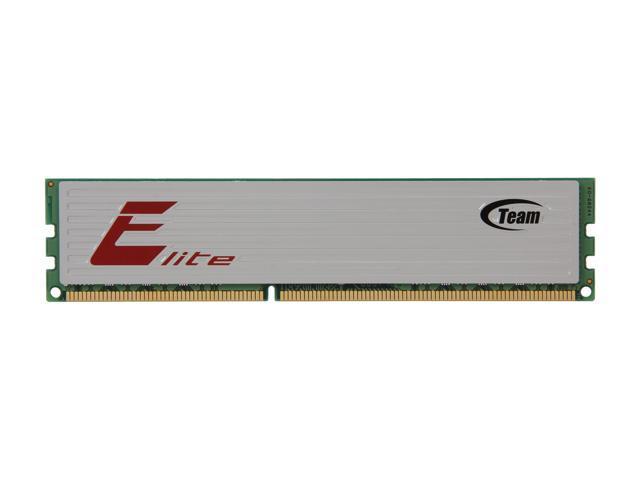 Team 4GB 240-Pin DDR3 SDRAM DDR3 1600 (PC3 12800) Desktop Memory Model TED34096M1600HC11