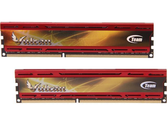 Team 16GB (2 x 8GB) DDR3 1600 (PC3 12800) Desktop Memory Model TLD316G1600HC10ADC01