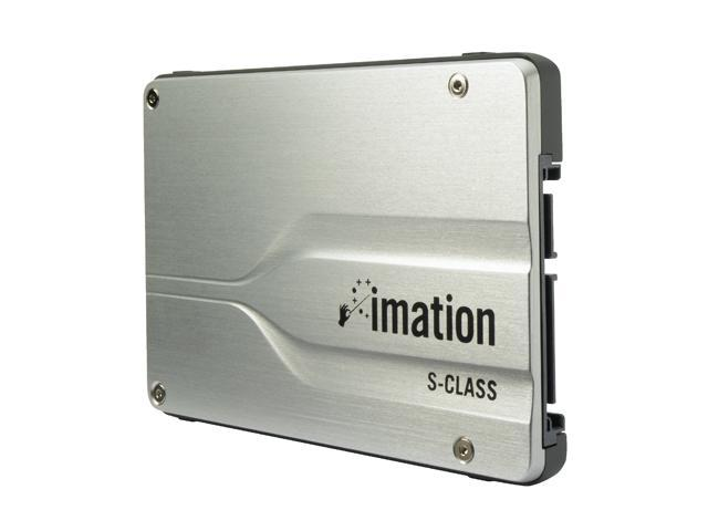 "Imation S-Class 2.5"" 32GB SATA II SLC Internal Solid State Drive (SSD) 27519"