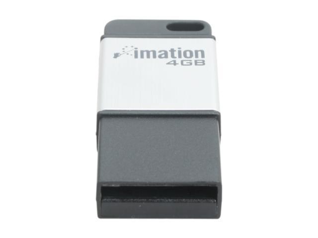 Imation Atom 4GB USB 2.0 Flash Drive Model 27110