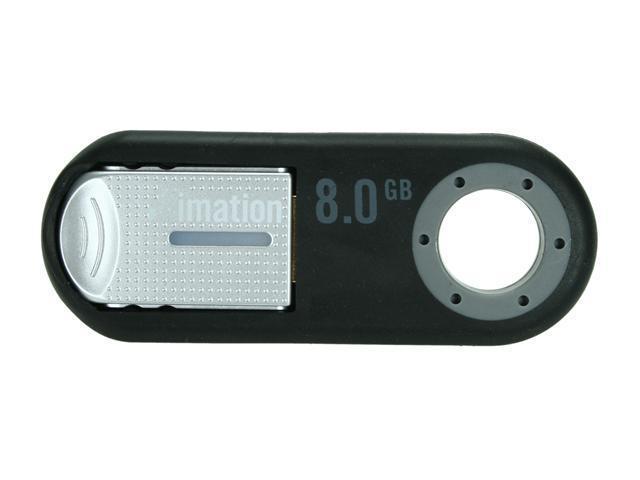 Imation Clip 8GB USB 2.0 Clip Flash Drive Model 26657