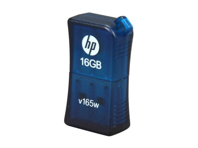 HP V165w 16GB USB 2.0 Flash Drive