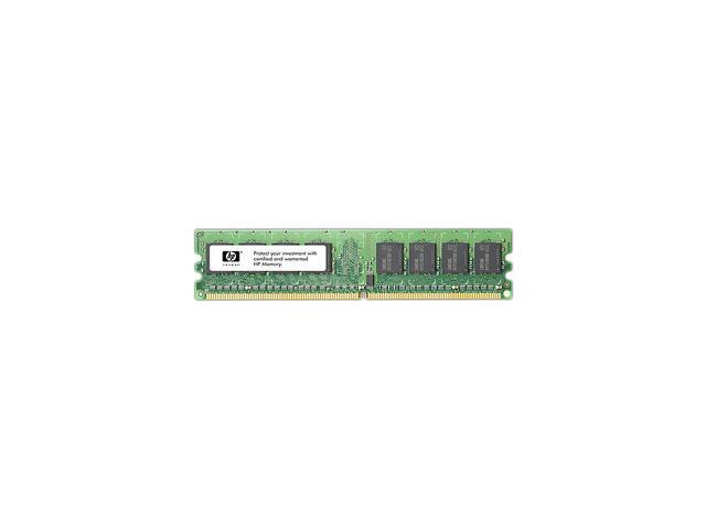 HP 4GB 240-Pin DDR3 SDRAM DDR3 1333 (PC3 10600) Registered System Specific Memory Model 593339-B21