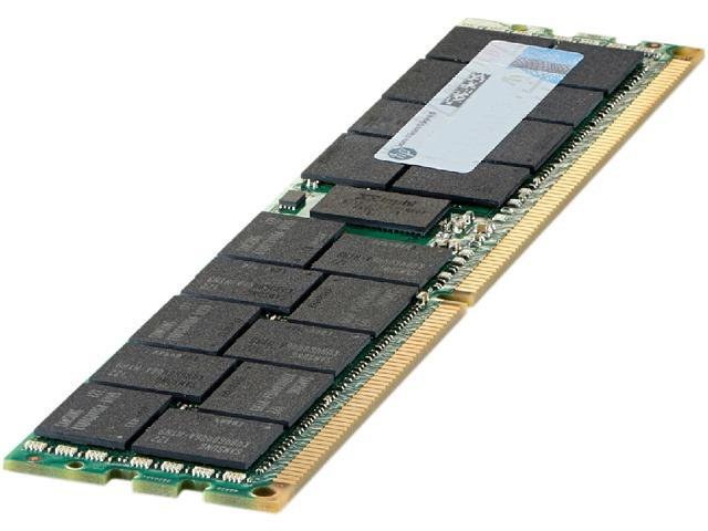 HP 8GB 240-Pin DDR3 SDRAM DDR3L 1333 (PC3L 10600) ECC Unbuffered System Specific Memory Low Voltage Model 647909-B21