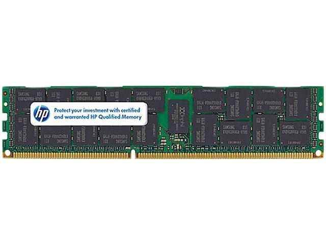 HP 8GB 240-Pin DDR3 SDRAM DDR3 1333 (PC3 10600) ECC Registered Server Memory Model 647897-S21