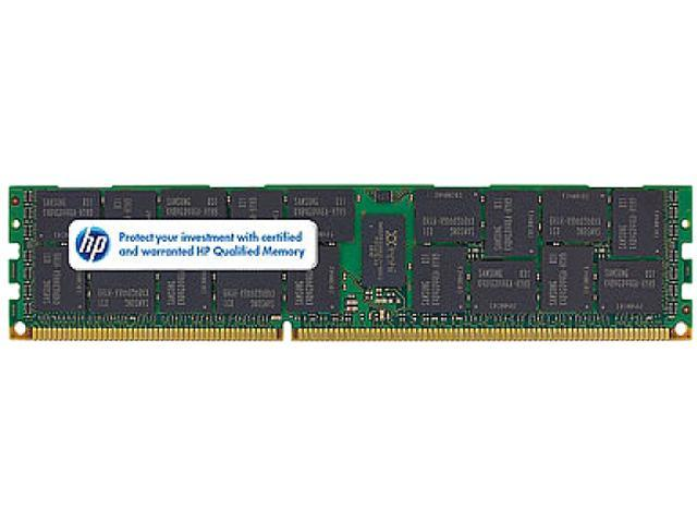 HP 8GB 240-Pin DDR3 SDRAM DDR3 1333 (PC3 10600) ECC Registered Server Memory Model 647877-B21