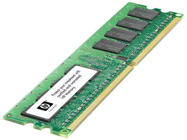 HP 2GB 240-Pin DDR3 SDRAM DDR3 1600 (PC3 12800) Unbuffered System Specific Memory Model B1S52AT