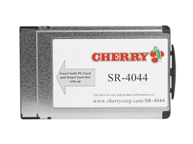 Cherry SR-4044 1 card PCMCIA PCMCIA Smart Card Reader/Writer – special order only, non-returnable