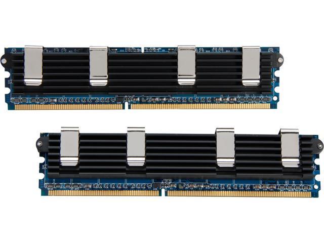 iRam 4GB (2 x 2GB) 240-Pin DDR2 FB-DIMM DDR2 667 (PC2 5300) Dual Channel Kit Memory For Apple Mac Pro Model IR4GMP667K