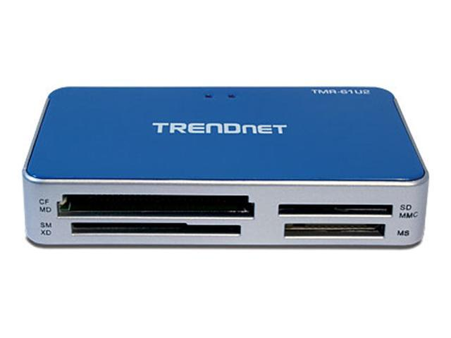 TRENDnet TMR-61U2 USB 2.0 Card Reader