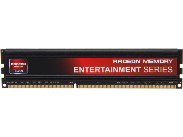 AMD Radeon 8GB 240-Pin DDR3 SDRAM DDR3 1600 (PC3 12800) Desktop Memory Model AE38G1609U2