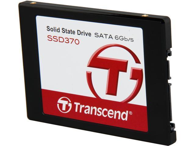 """Transcend 2.5"""" 128GB SATA III MLC Internal Solid State Drive (SSD) TS128GSSD370"""
