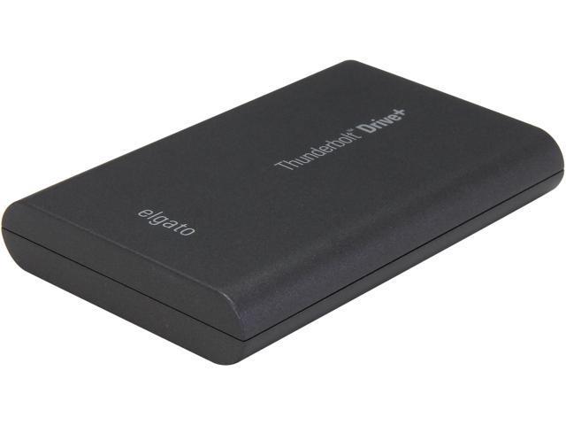Elgato Thunderbolt Drive + 256GB USB 3.0/Thunderbolt Solid State Drive 10024036