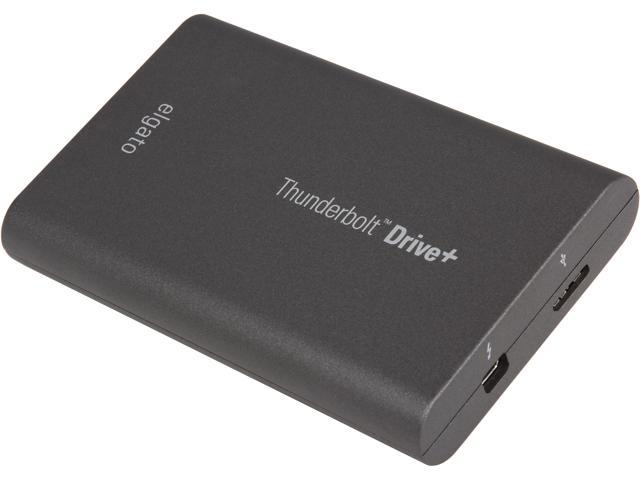 Elgato Thunderbolt Drive + 512GB USB 3.0/Thunderbolt Solid State Drive