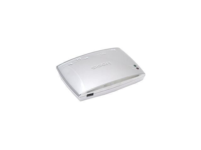 BUSlink IR-5400-SL All-in-one USB 2.0 i-Rocks USB 2.0 All-in-1 Card Reader