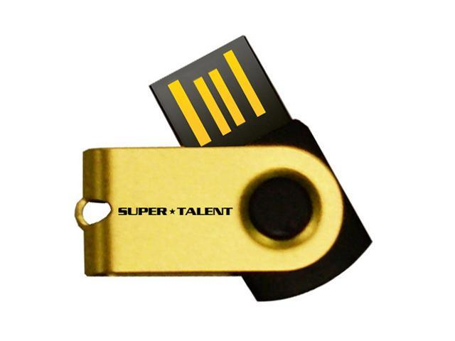 SUPER TALENT MS Series 4GB Flash Drive (USB2.0 Portable)