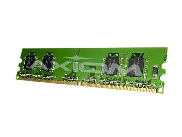 Axiom 2GB 240-Pin DDR2 SDRAM DDR2 667 (PC2 5300) Unbuffered System Specific Memory Model 43R2002-AX