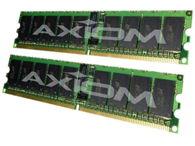 Axiom 16GB (2 x 8GB) 240-Pin DDR2 SDRAM DDR2 667 (PC2 5300) ECC Registered System Specific Memory Model 408855-B21-AX