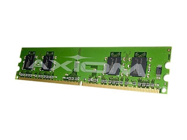 Axiom 2GB 240-Pin DDR2 SDRAM DDR2 667 (PC2 5300) Unbuffered System Specific Memory Model AX16591057/1