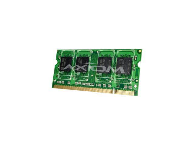 Axiom 1GB 200-Pin DDR2 SO-DIMM DDR2 667 (PC2 5300) Unbuffered System Specific Memory Model EM994AA-AX