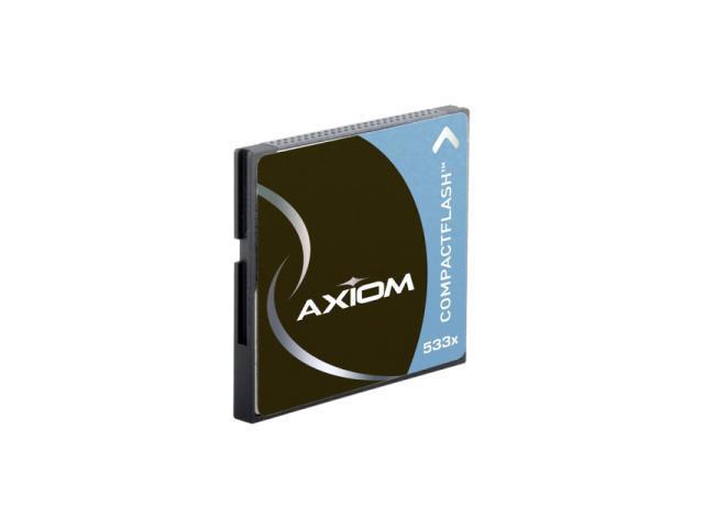 Axiom CF/64GBUH5-AX 64 GB CompactFlash (CF) Card - 1 Card