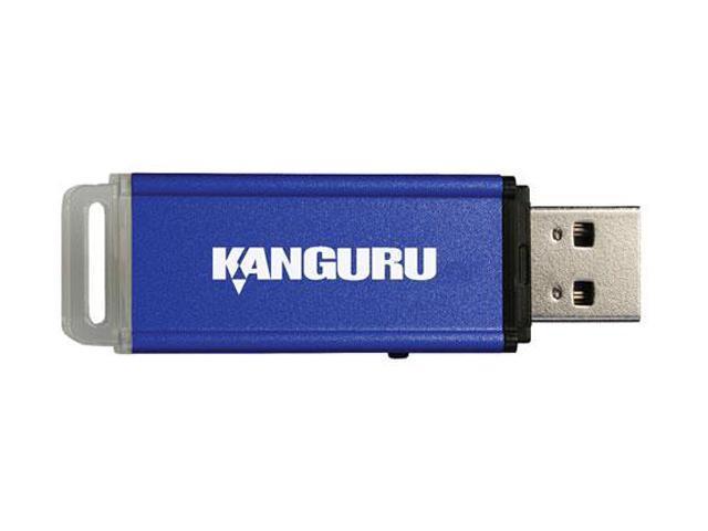Kanguru Flashblu II 8GB USB 2.0 Flash Drive Model ALK-8G