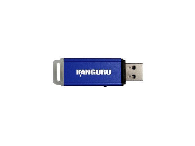 Kanguru Flashblu II 2GB USB 2.0 Flash Drive Model ALK-2G