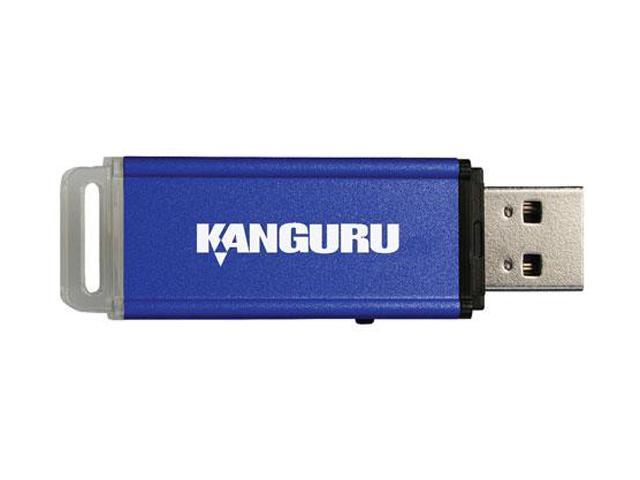 Kanguru Flashblu II 4GB USB 2.0 Flash Drive Model ALK-4G