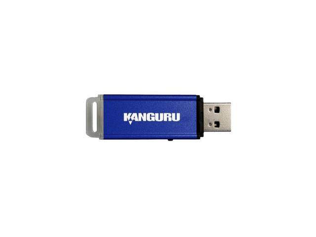 Kanguru Flashblu II 4GB USB 2.0 Flash Drive