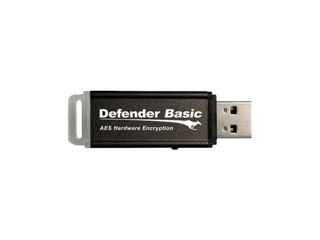 Kanguru Defender Basic 32GB Flash Drive 256bit AES Encryption