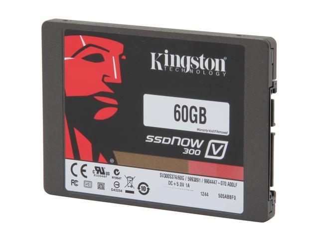 Kingston  SSDNow V300 Series  SV300S3D7/60G  2.5