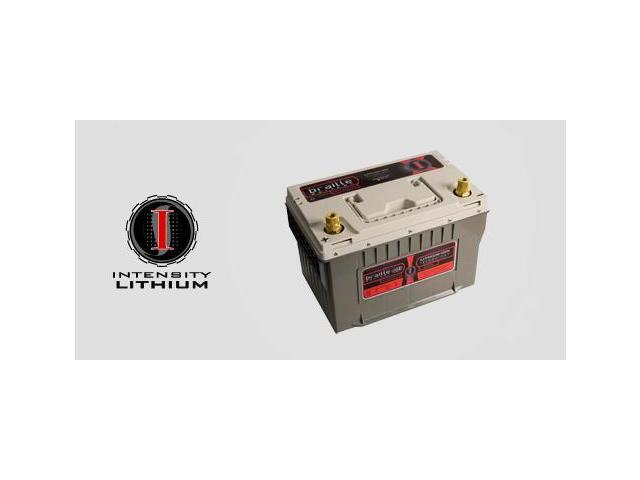 Group 65 Lithium Battery - Intensity i65X