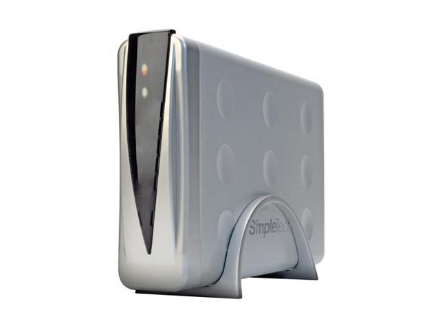 SimpleTech SimpleDrive 500GB USB 2.0 External Hard Drive STI-USB235/500