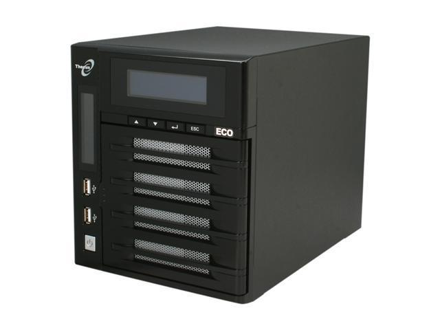 Thecus N4200Eco Diskless System Network Storage for SMB