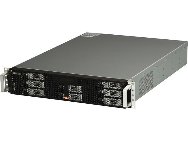 Thecus N8800 PRO v2 Diskless System 2U Power Storage Server