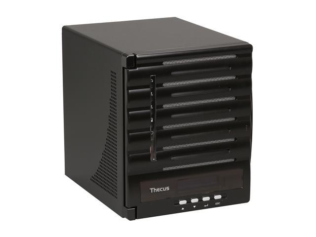 Thecus N5550 Diskless System NAS Server | Enterprise - Tower