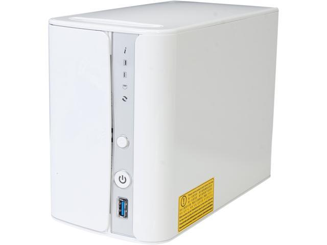 Thecus N2520 Diskless System Network Storage
