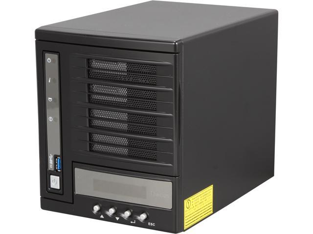 Thecus N4520 Diskless System Network Storage