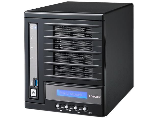 Thecus N4560 Diskless System Network Storage