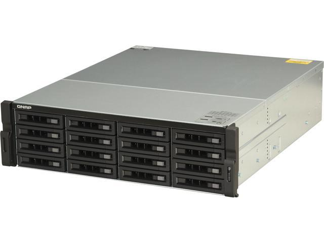 QNAP TS-EC1679U-RP-US Ultra-high Performance 16-bay NAS Server with ECC Memory for High-end SMBs